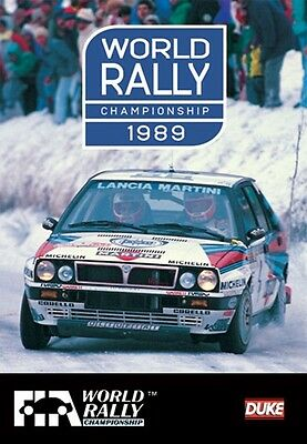 World Rally Championship - Review 1989 (New DVD) FIA WRC Sainz Auriol Mikkola