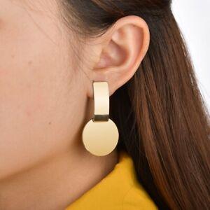 Fashion-Elegant-Women-Round-Earrings-Stud-Drop-Dangle-Earring-Jewelry-Gift