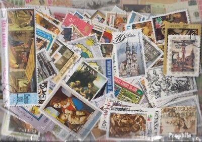 Ausdauernd Motive Briefmarken-500 Verschiedene Religion Marken Weitere Rabatte üBerraschungen Motive