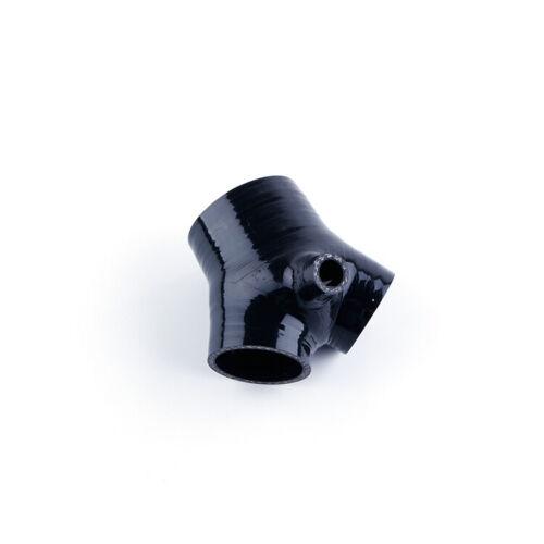 Black For Audi S4 B5//A6 Quattro 2.7T TT C5//Turbo V6 97-04 INTERCOOLER BOOST HOSE
