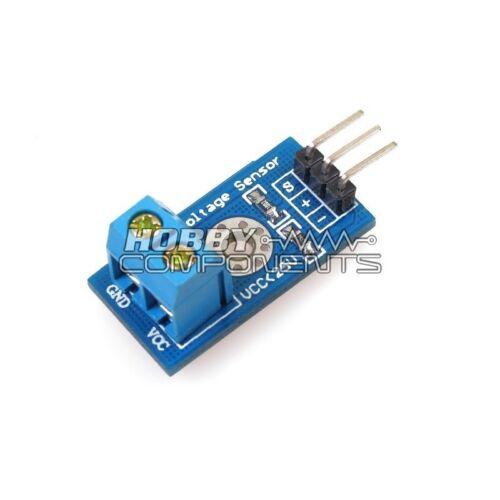 HOBBY COMPONENTS LTD 25V Voltage sensor module