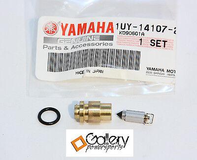 Genuine Yamaha XT 225 XT225 1992-2007 Carburetor Needle Valve Seat O-Ring Set
