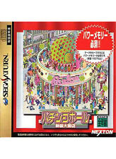 Pachinko Hall Shinso Dai Kaiten Sega Saturn NTSC (J)