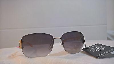 100% Vero Classy Grigio Tinted Occhiali Da Sole Protezione Uv 400-mostra Il Titolo Originale Prezzo Di Strada