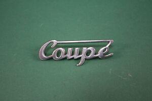 Letras-Coupe-Para-Wartburg-311-312-Coupe-300ht-Emblema-dibujo-RDA-NUEVO-ifa