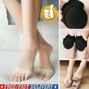 Comfortable Non-slip Corrective Toe Socks Women/'s High-Heels Invisible Socks