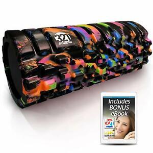 Foam Roller Medium Density Deep Tissue Massager for Muscle Massage Myofascial