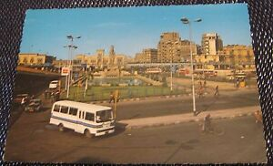 Egypt-Cairo-Ramses-Square-posted-1984