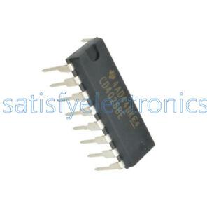 5pcs CD4026 CD4026BE 4026 IC CMOS compteurs décennie//Diviseur DIP-16