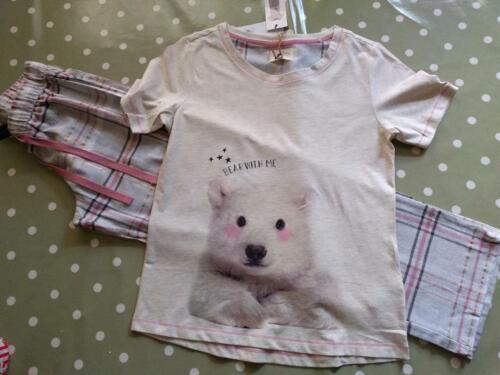 Next Ladies Grey Polar Bear Pyjamas S//M//L//XL//XXL BNWT!!