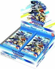 "1box Digimon Card Game Booster Evolution Bt-01 ""24packs"" 2020"