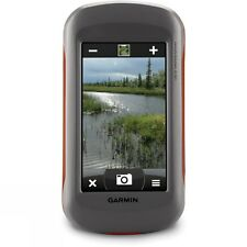 Garmin Montana 650 palmare Outdoor Escursionismo GPS Marine off road + 5 MP macchina fotografica