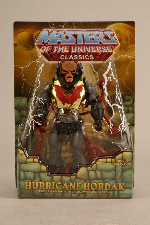 MOTUC Action Figure Mattel He-Man Motu Classics Hurricane Hordak w Mailer Box