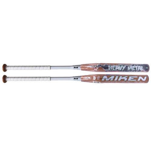 2019 Miken Heavy Metal 12″ USSSA Slowpitch Softball Bat MSISHM 34//26.5