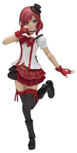 NEW S.H.Figuarts Love Live MAKI NISHIKINO Action Figure BANDAI TAMASHII NATIONS