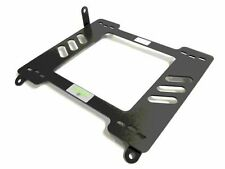 Planted Seat Bracket Driver Left Side Bmw E36 Coupe 92 99 Steel Black