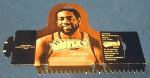 1975-Superstar-Socks-Spencer-Haywood-Seattle-Sonics-ABA-NBA-HOF-Rare-Card