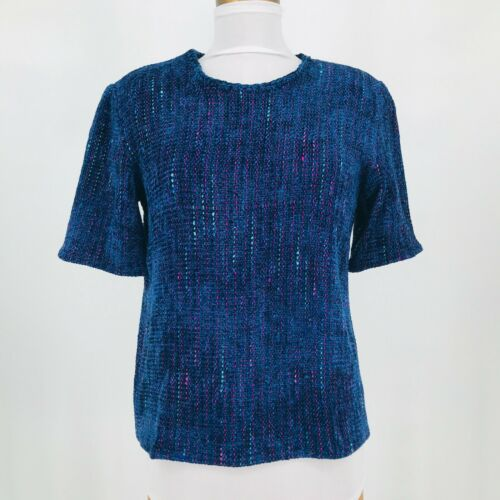 Laura Wearable Art Women's Top Vintage 1970's Velo