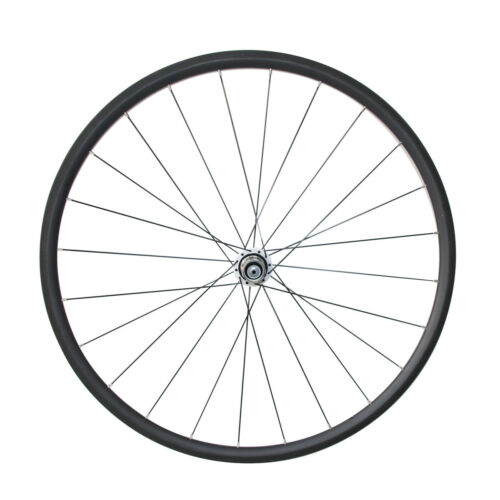 700C 24mm Tubular 20.5mm Wide Road Bike Carbon Wheel with Powerway R13 and CN424
