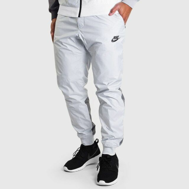 634d1ba91fcda Mens Nike Windrunner Pants 898403-043 Cool Grey/Black Brand New Size 2XL