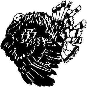 Turkey hunting logos - photo#38