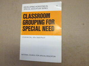Good-Classroom-Grouping-for-Special-Need-McCall-C-1983-09-01-Previous-owne