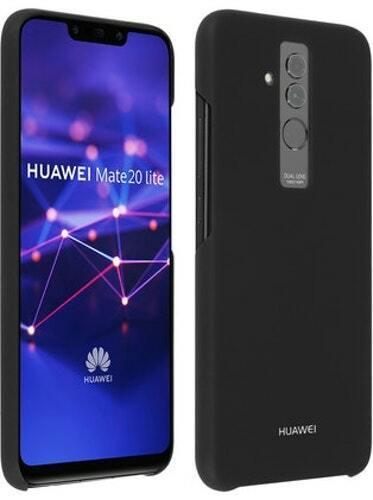 Huawei Carcasa Mate 20 Lite Negro Nuevo