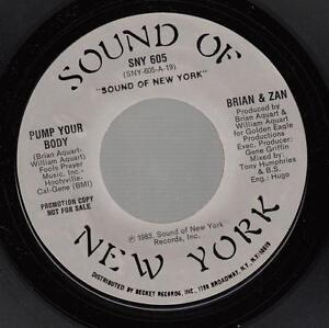 HEAR-Modern-Soul-Boogie-Drum-Machine-45-BRAIN-amp-ZAN-Jump-Your-Body-on-Sound-Of