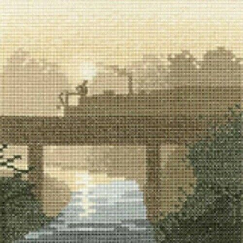 Heritage Crafts Silhouettes Cross Stich Kits