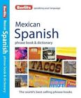 Berlitz Language: Mexican Spanish Phrase Book & Dictionary by Berlitz (Paperback, 2014)