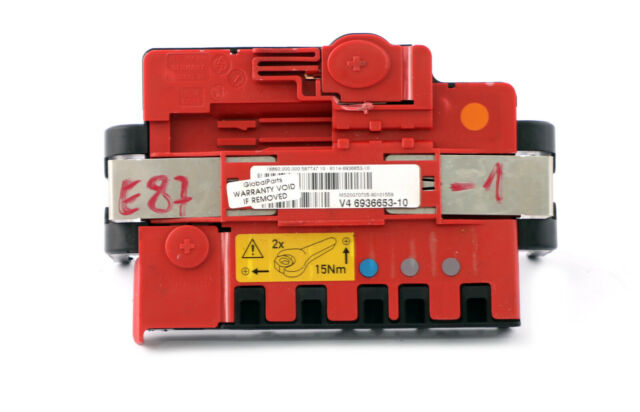 BMW 1 3 Serie E81 E82 E84 E87 E88 E90 E91 E92 Poder Caja de Distribución 6936653