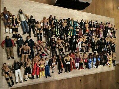Wrestling Action Figures Various WWE Mattel Multi Listing
