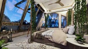 Casa con Jardín y Alberca Privada en Tulum!
