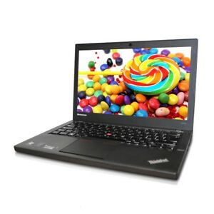 Lenovo ThinkPad X240 Ultrabook Core i5-4300U 1,9 GHz 8Gb 128GB SSD Cam IPS W10