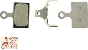 SHIMANO K02S RESIN DISC BRAKE PADS FOR FLAT MOUNT BR-RS805 BR-RS505