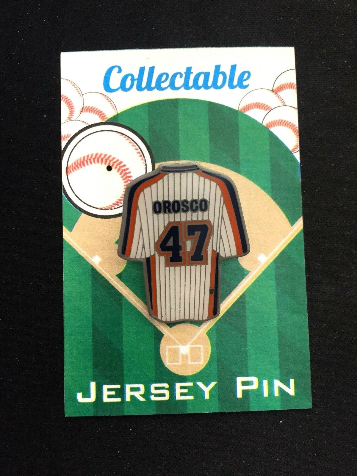 New York Mets Jesse Goldsco Revers Pin-Collectable-1986 Pin-Collectable-1986 Pin-Collectable-1986 World Series Champions fc39e2