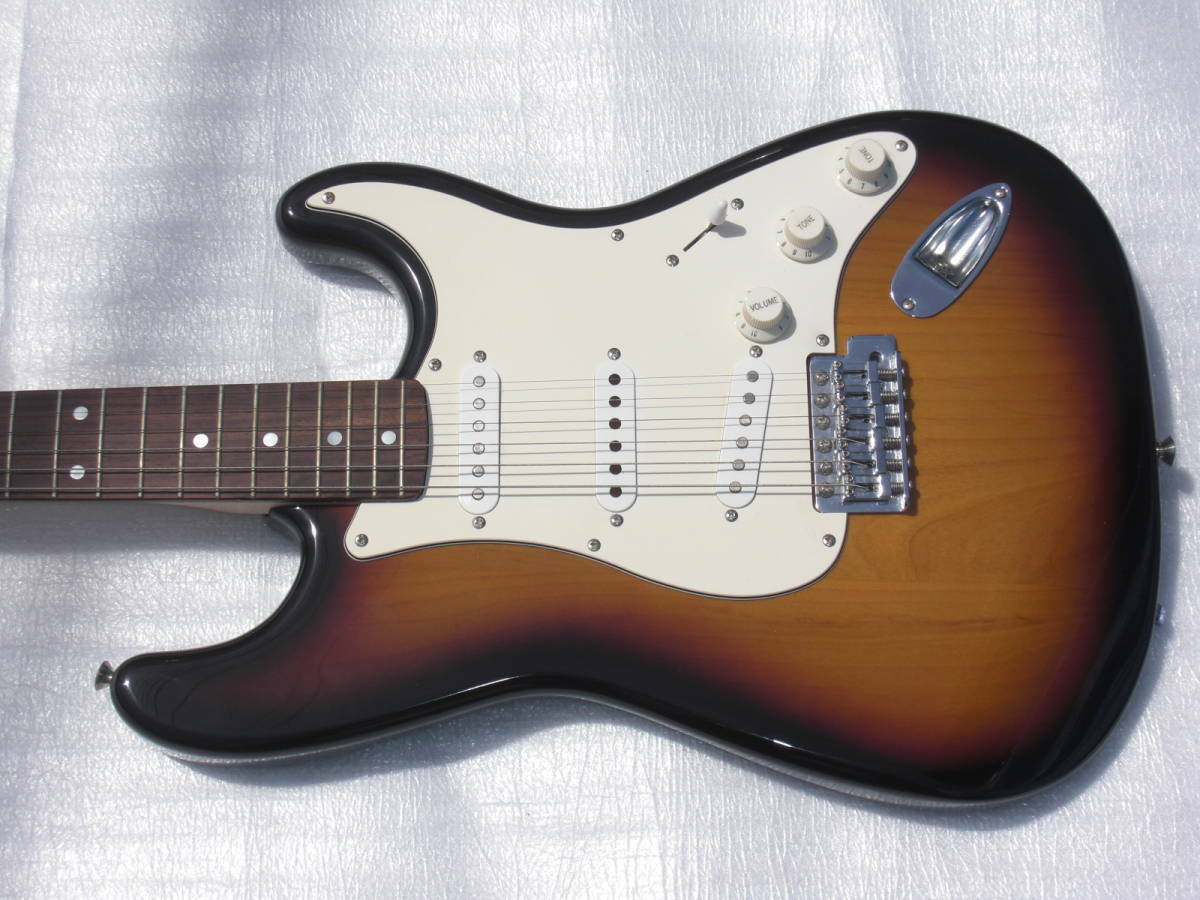 FENDER Alder Body  2 TS Exquisite Mirror Goods  STRATOCASTER useful EMS F S