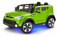 KIA 12V Two Seat Kia Soul with Karoke Machine