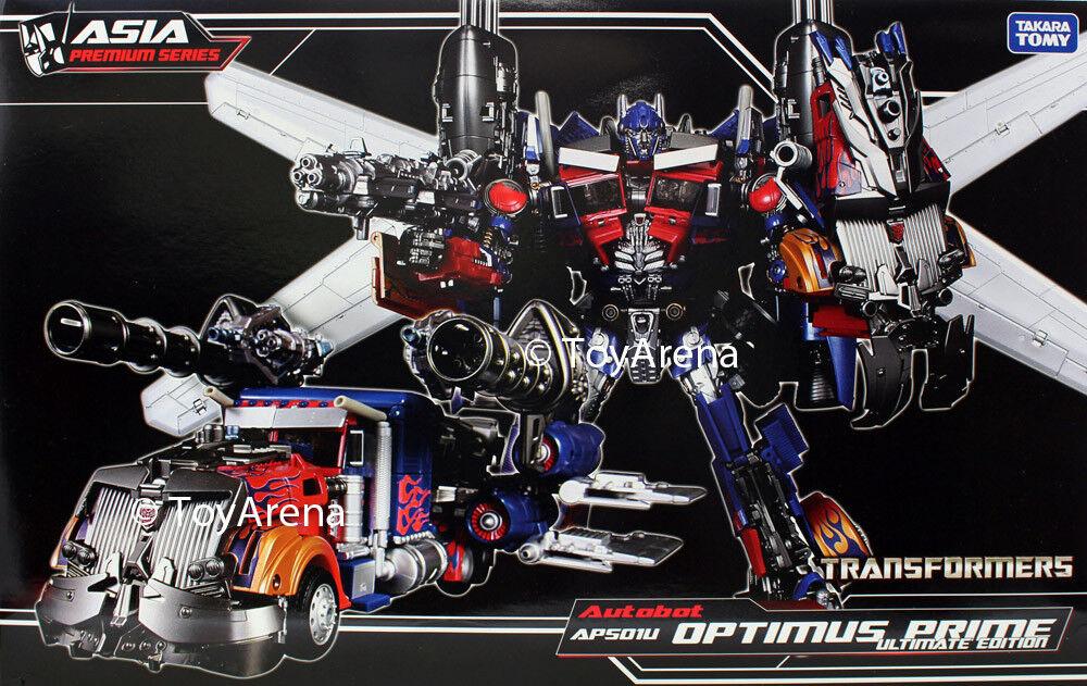 Transformers DOTM APS-01U Ultimate Optimus Prime Asia Premium Series Exclusive