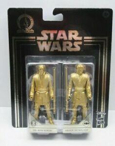 Star Wars Commemorative Edition Gold Saga Obi-Wan Kenobi & Anakin Skywalker