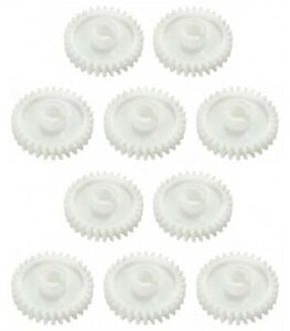 (10) Garage Door Drive Gears Works W/ Lift Master Wayne Dalton Master Mechanic