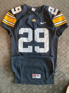 Authentic Iowa Hawkeye Football Jersey | eBay