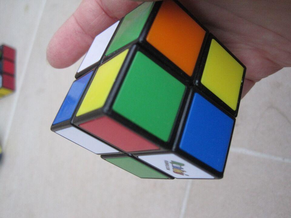 Andet legetøj, Rubiksterning (Professorterning),