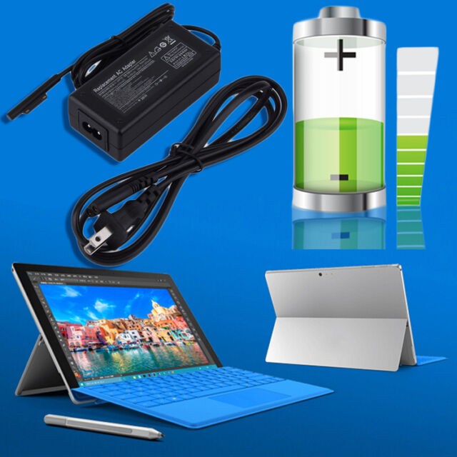 12V 2.58A AC Charger Adapter Power Supply For Microsoft Surface Pro 3 Tablet BP0
