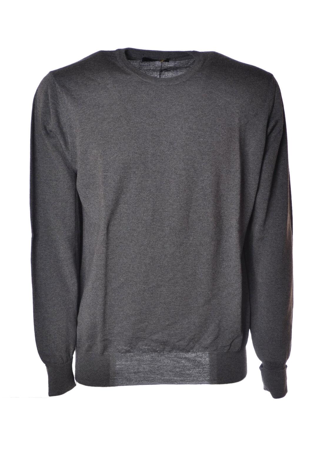 Alpha  -  Sweaters - Male - Grau - 4623119A184341
