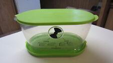 Progressive Vent Adjustment Vegetable / Fruit Keeper with Divider, BIN