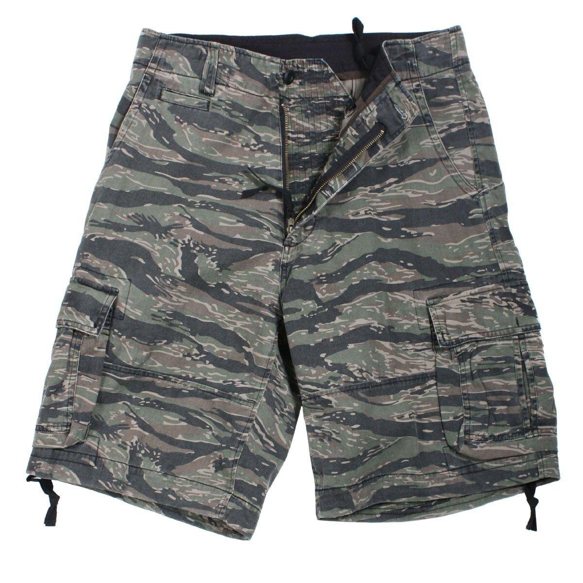 redhco Vintage Camo Infantry Utility Shorts