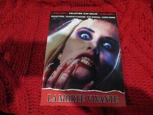 "DVD NEUF ""LA MORTE VIVANTE"" film d'horreur de Jean ROLLIN"
