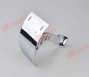 Chrome-CNC-Tag-Bracket-Plate-Swingarm-for-Yamaha-YZF-R6-99-02-R1-98-03