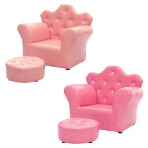 Crown Kids Sofa Set Toddler Armchair